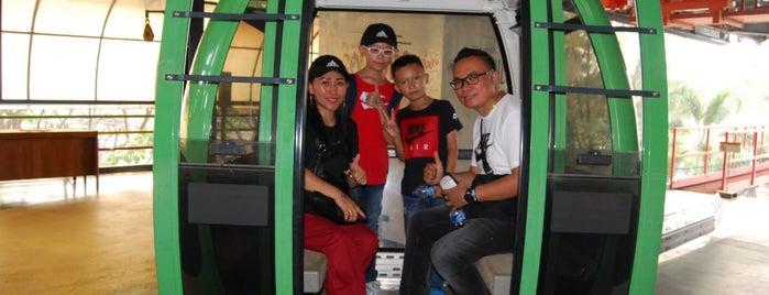 Gondola - Taman Impian Jaya Ancol is one of Indonesia 🇮🇩.