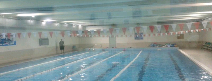 Altın Kulaç Yüzme Okulları is one of Orte, die Nagehan gefallen.