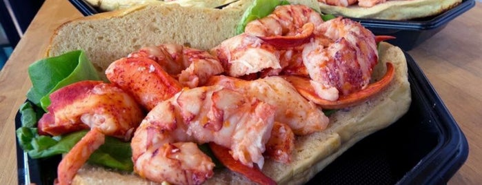 Lobstah On A Roll is one of Boston.