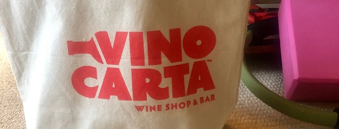 Vino Carta - Wine Shop & Bar is one of Natural Wines in San Diego.