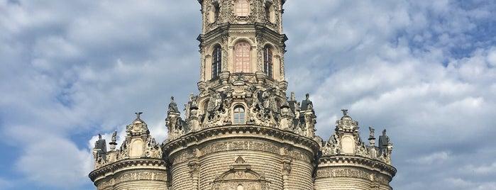 Церковь Знамения В Дубровицах is one of Маршруты на выходные.
