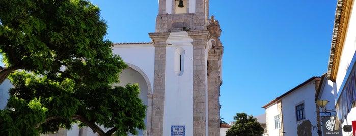 Igreja de Santo Antonio is one of Lagos.