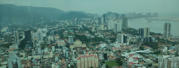 The Gravityz is one of Penang Malezya.