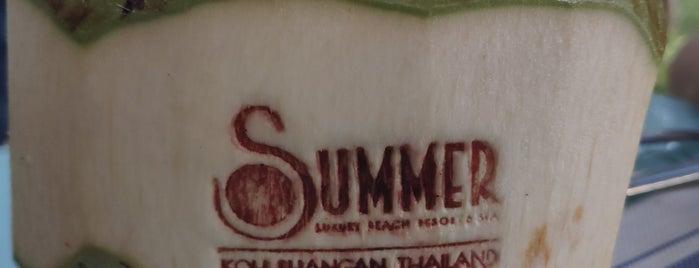 Chardonnay is one of Koh Pha Ngan.