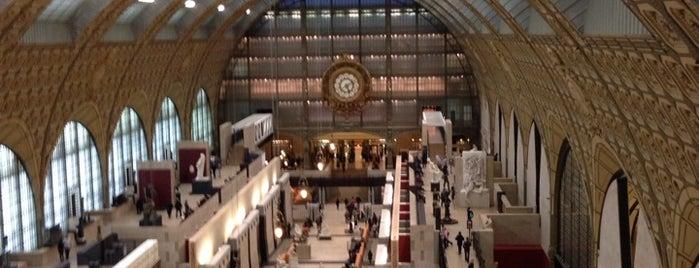พิพิธภัณฑ์ออร์แซ is one of Paris.