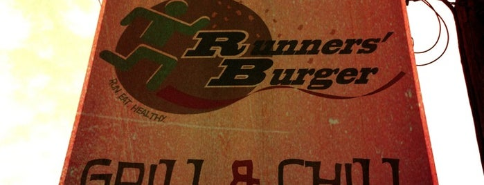 Runners' Burger Grill And Chill is one of Food junkie.
