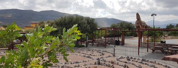 Labyrinth Park is one of Lieux qui ont plu à Andrew.