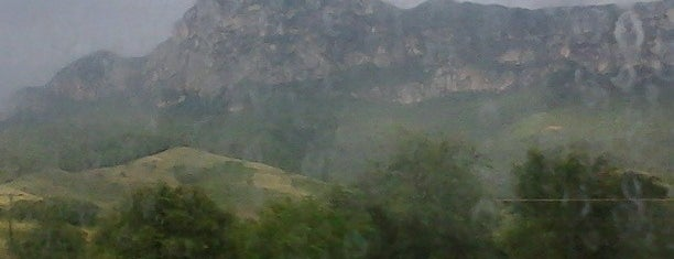 reserva biológica serra azul is one of Jr stilo.