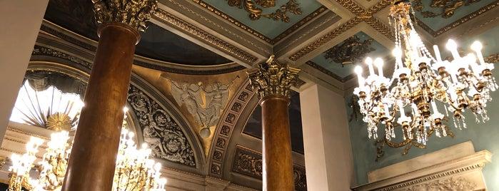 Borghese Palace Art Hotel Florence is one of Posti salvati di Orietta.