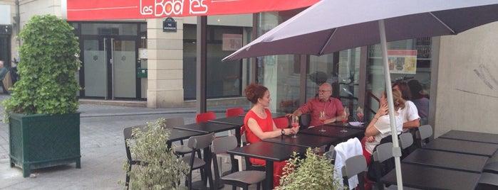 Les Bobines is one of Paris Resto.