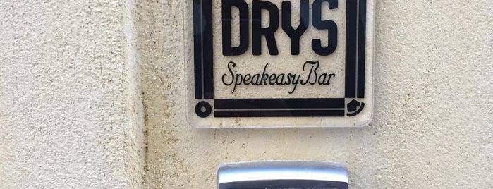 Wets & Drys is one of Kreta.