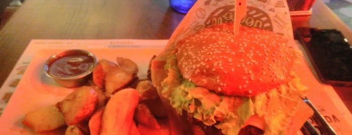Goiko Grill is one of Burger.