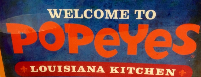 Popeyes Louisiana Kitchen is one of Athos 님이 좋아한 장소.