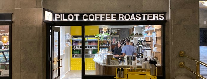 Pilot Coffee Roasters is one of Morgenstund hat Gold im Mund.