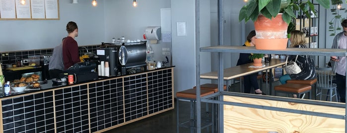 Reykjavík Roasters is one of Coffee Favorites.