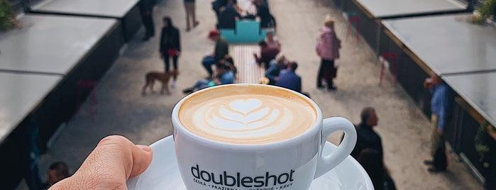 Manifesto is one of Kde si pochutnáte na kávě doubleshot?.