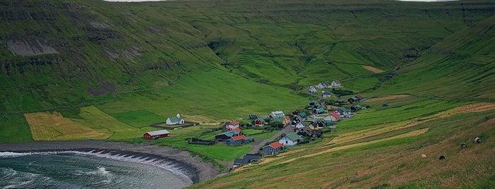 Dalur is one of Faroe Island.
