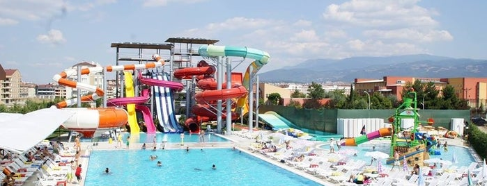Ninova Aquapark is one of Rukiye 님이 저장한 장소.