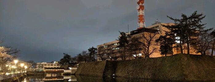 福井城跡 is one of 百名城以外の素晴らしいお城.