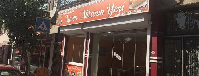 Eskişehirli Ayşen Ablanın Yeri is one of Posti che sono piaciuti a Mert.