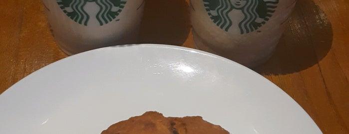 Starbucks is one of Nedy Lutfi : понравившиеся места.