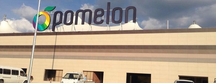 Pomelon is one of Orte, die Mehmet gefallen.