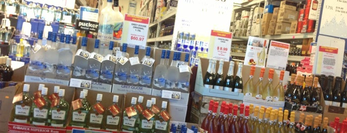 Wine & Spirits Discounts Warehouse is one of eracle.