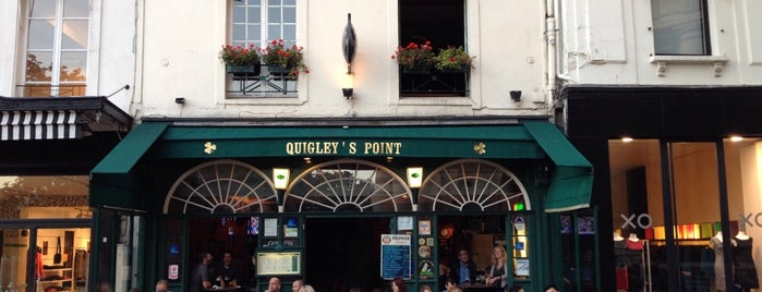 Quigley's Point is one of Locais curtidos por Dhaya.