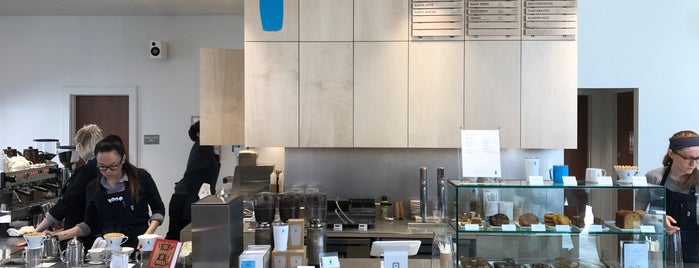 Blue Bottle Coffee is one of Boston's best beans.