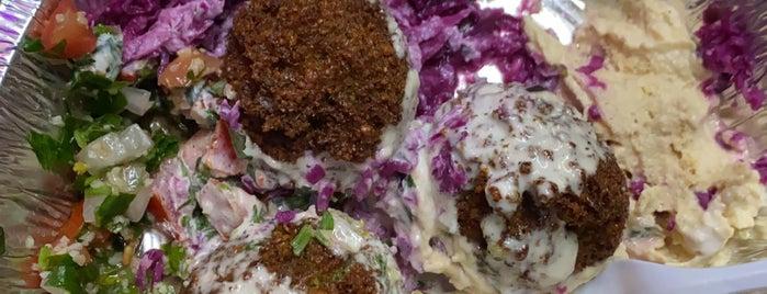 Jerusalem Pita Hot is one of Restaurants.