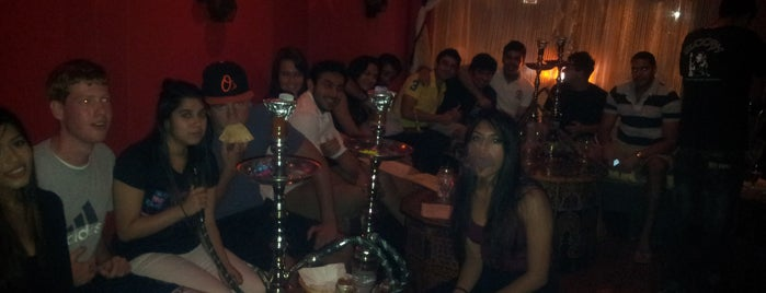 Aloosh Hookah Bar Restaurant is one of Places to go.