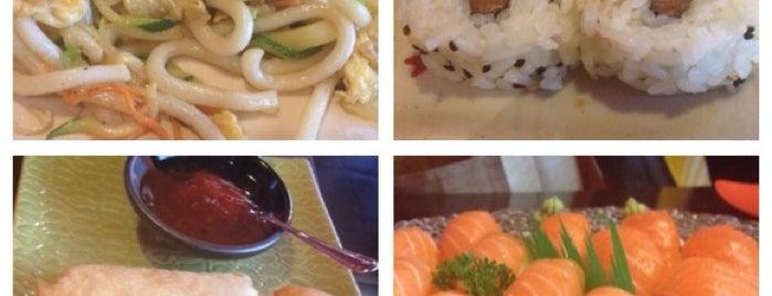 Niji Sushi Restaurant is one of Da provare etnici.