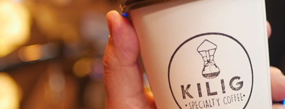 Kilig Speciality Coffee is one of Santiago Specialty Coffee Shops.