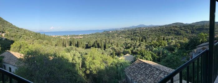 Panorama is one of GoCorfu.