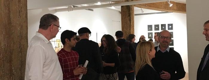 Robert Mann Gallery is one of NewYork been2.