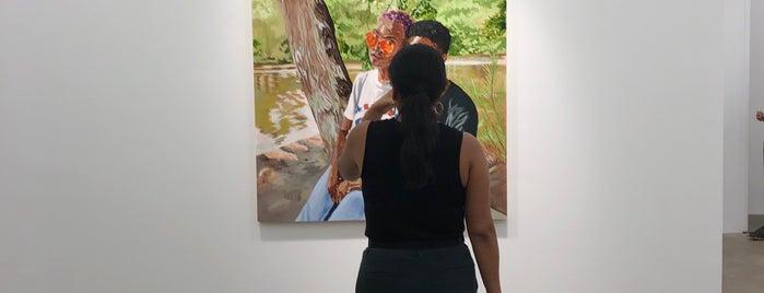 PPOW Gallery is one of Posti che sono piaciuti a Sara.