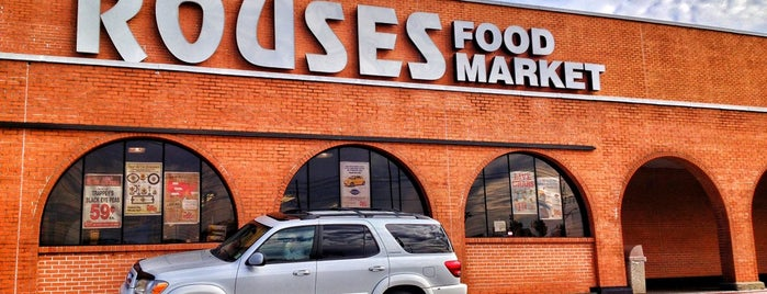 Rouses Market is one of Posti che sono piaciuti a Christopher.