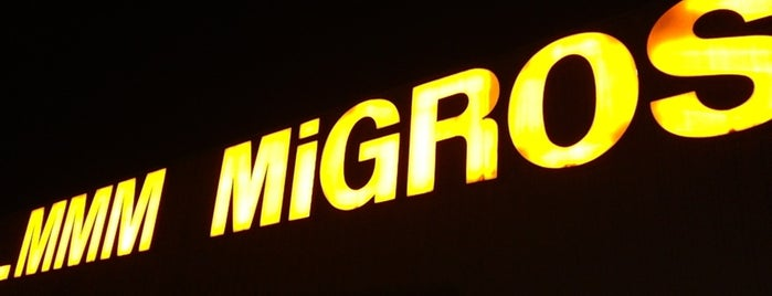 Migros is one of elif.