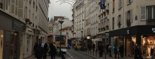 Rue du Commerce is one of Paris, france.