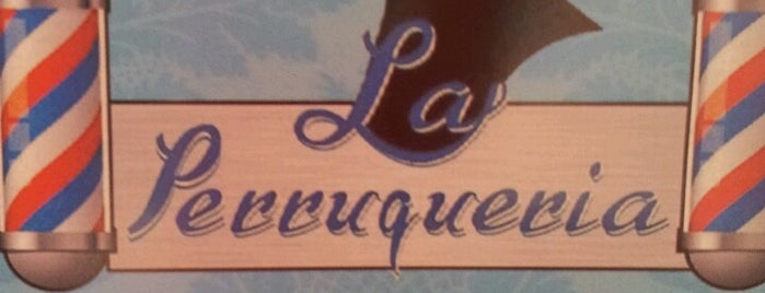 La Perruqueria is one of Distribuidores DoGift.