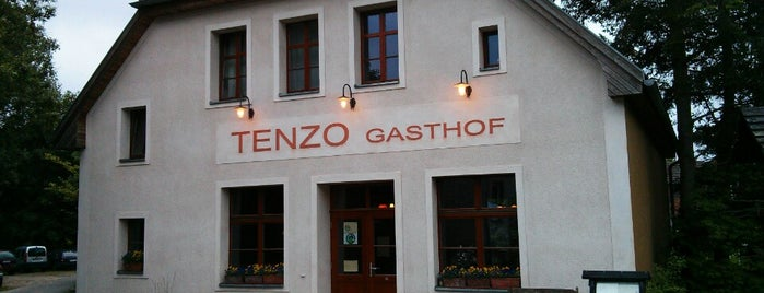 Tenzo Gasthof is one of Stil in Berlin: сохраненные места.