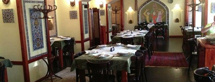 "Restaurant ""Samarkand"" is one of Lieux sauvegardés par Jarmil M.."