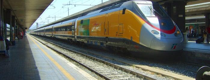 Stazione Roma Termini (XRJ) is one of Rome / Roma.