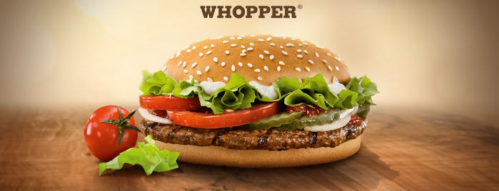Burger King is one of Burgers in Paris.