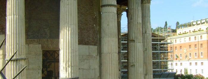 Foro Boario is one of Rome / Roma.