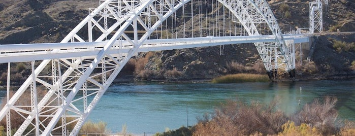 Old Trails Bridge is one of Route 66 Roadtrip.