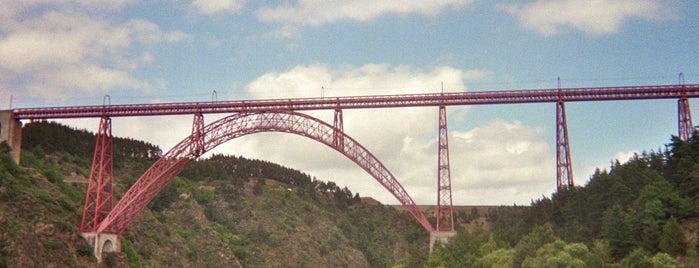 Viaduc de Garabit is one of Bienvenue en France !.