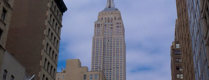 Edificio Empire State is one of New York City.