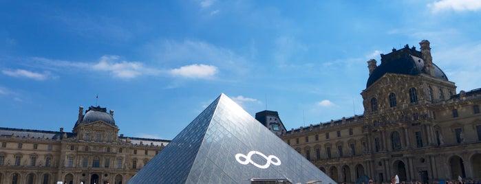 Musée du Louvre is one of Bienvenue en France !.