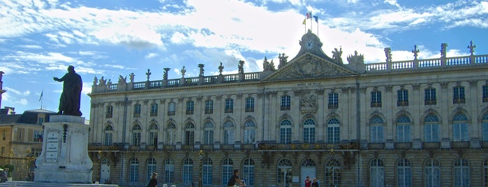 Place Stanislas is one of Bienvenue en France !.